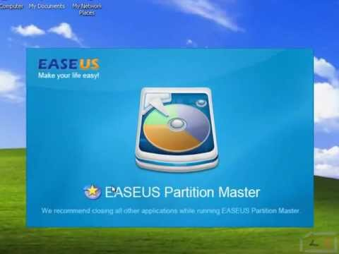 Expand the size of c  Drive without loosing data  Windows XP