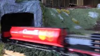 Model train project HO