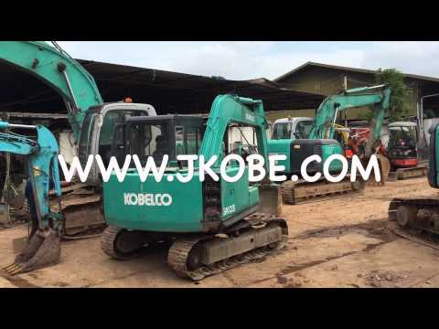 Kobelco SK03N2 Excavator in Singapore For Sale or For Export to Malaysia, Indonesia, Vietnam, Burma