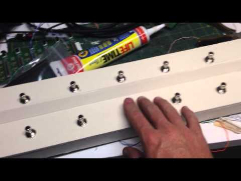 Ableton teensy midi foot controller
