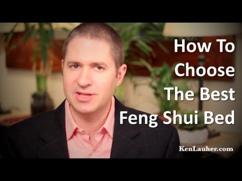 How To Choose The Best Bed Using Feng Shui