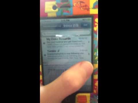 iPhone 4s App Crashes: Messages, Setting, Contacts, and Mai