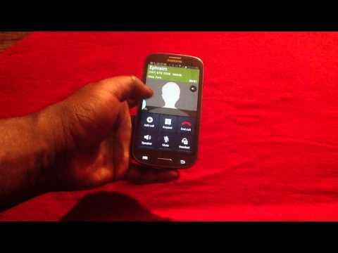 How to Activate Call Waiting on Samsung Galaxy S3