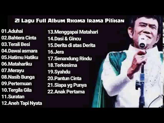 Download Duet Rhoma Irama & Noer Halimah Full Album Pilihan MP3 Gratis