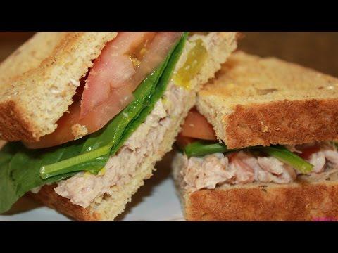 Best Tuna Salad Sandwich Recipe | Episode 32