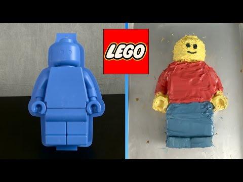 LEGO Minifigure Cake Mold from LEGO