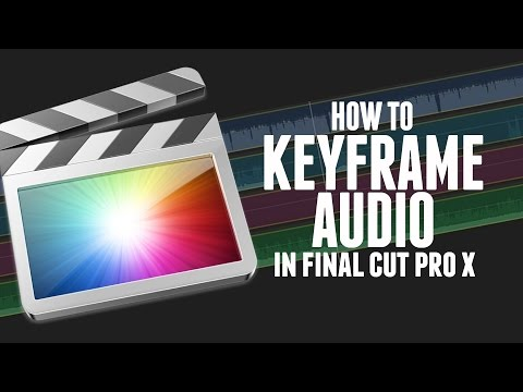 Adjust Audio Levels in Final Cut Pro [HOW TO]
