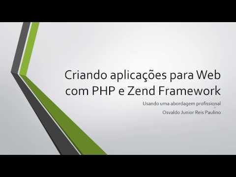 Sistemas web com PHP e Zend Framework - Aula 01