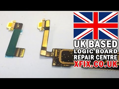 iPad Mini 1&2 Dock Connector/USB Charging Port Repair Service UK