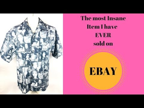 The MOST INSANE item I've ever sold on Ebay for profit