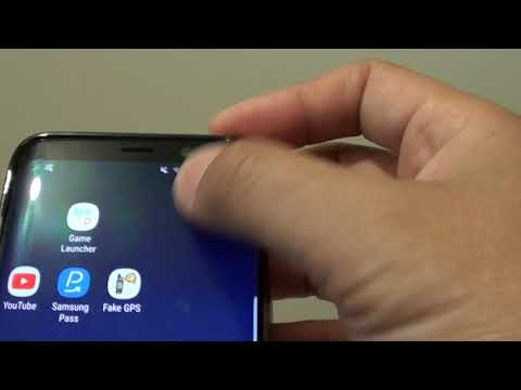 Samsung Galaxy S8: How to Add Today's Schedule / Next Alarm to Lock Screen FaceWidgets