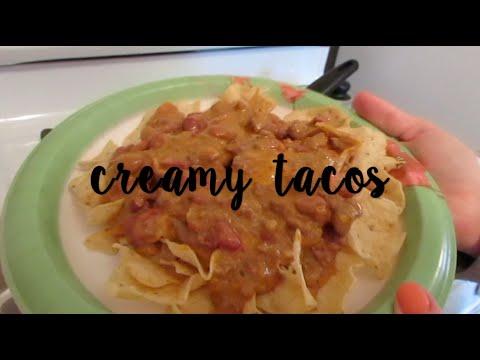 Creamy Tacos | Lauren Benet
