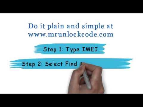 IMEI check MrUnlockCode.com IMEI check