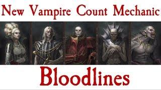 vampire counts bloodlines