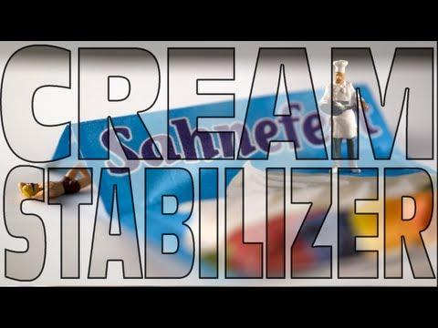 CREAM STABILIZER in place of Gelatin? (Gelling Agents Test Part 3/7)