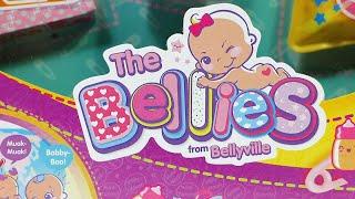 Bellies babák - Kiegészítők #JátéktesztDáviddal