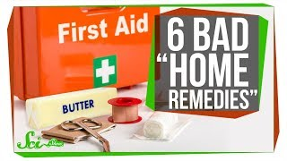 """6 Popular """"Home Remedies"""" That Don"""
