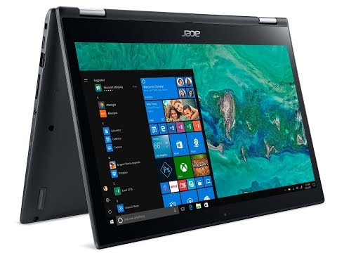 Acer Spin 3 SP314 51 i5 8250U, SSD, FHD Convertible