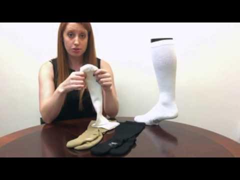 Allegro Athletic Support Sock