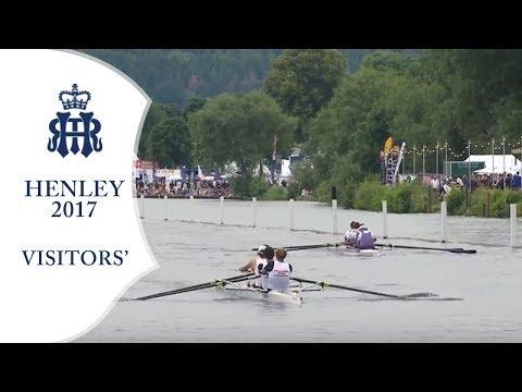 Durham v New York Athletic - Visitors' | Henley 2017 Day 2
