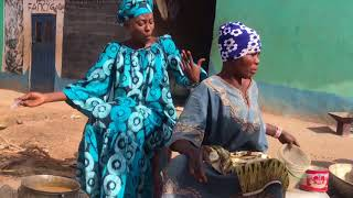 African Village Cooking