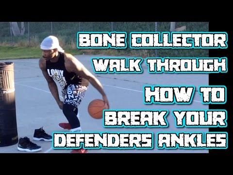 Bone Collector Crazy Ankle Breaker Move Walkthrough
