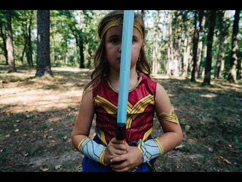 Wonder Woman 2 Trailer (probably)