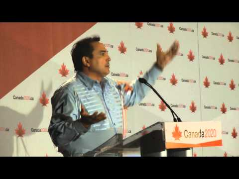National Chief Perry Bellegarde - Canada 2020 Aboriginal Peoples and Economic Development