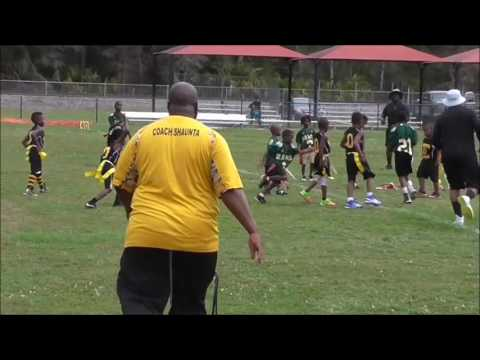 Forestview Seminoles vs Brentwood 7 on 7 Flag Football