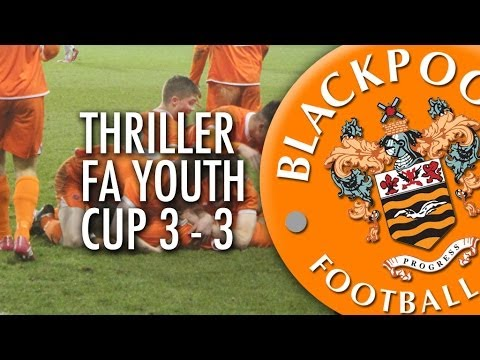 Thrilling Match! Blackpool 3-3 Liverpool - Highlights & Penalty Shoot-out