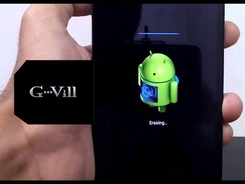 G...VILL HARD RESET FORMAT chinese android phone CM2 box
