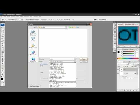Photoshop/Dreamweaver Tutorial: How To Make A Favicon