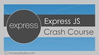 Express JS Crash Course