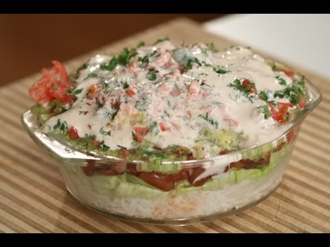 Burrito Bowl | Tanya Tandon | Instachef | Sanjeev Kapoor Khazana