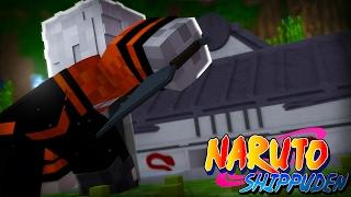 Minecraft: NARUTO SHIPPUDEN C ESCONDERIJO DO OROCHIMARU #4 ‹ Naruto Shippuden › ‹ Sky ›