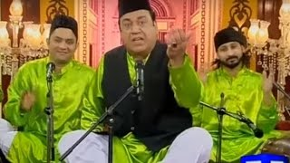 Hasb e Haal 13 March 2016 | Azizi as Qawal | Dunya News