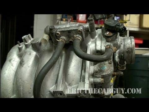 How To Solve Honda Idle Problems - EricTheCarGuy
