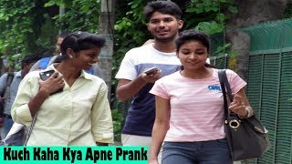 Kuch Kaha Kya Apne Prank | Comment Trolling | Pranks In India
