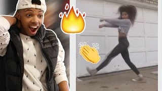 Catch Me Outside Challenge Dance Compilation