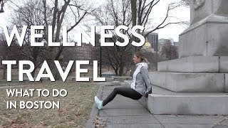 Wellness Travel   What To Do in Boston - Boston Common Fitness
