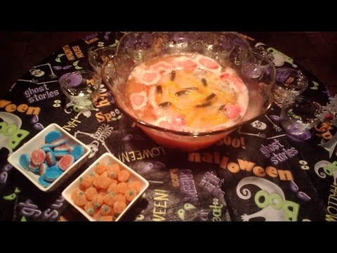 Halloween Punch - orange party punch