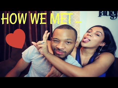 STORY TIME: HOW WE MET | LOVE AT FIRST SIGHT!