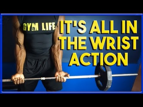 ALL ABOUT GRIP TYPES AND WRIST ANGLES! - ARE YOU DOING IT RIGHT?