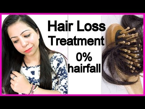 How to Stop Hair Fall | 100% Natural Hair Loss Treatment | बालों का गिरना रोकने के सरल घरेलू उपाय