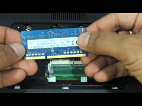 HP Pavilion 15 14  N Series How to upgrade memory ram laptops do it yourself easy and quick