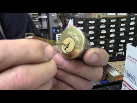 Kwikset Smart Key, 15 second re-key, and without a good key