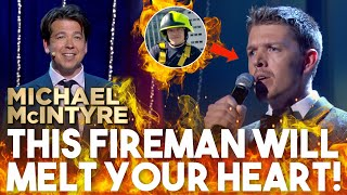 This Fireman Will Melt Your Heart! | Michael McIntyre's Big Show