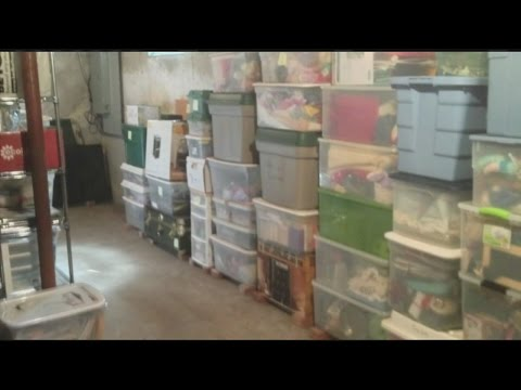 Mass Appeal How to keep your basement organized