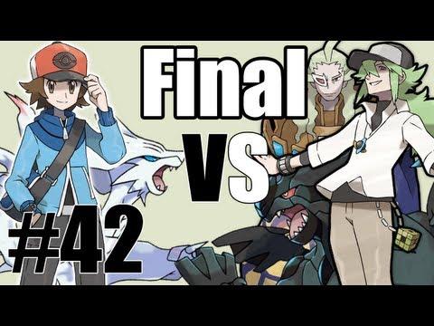 Pokemon Black & White Walkthrough - FINAL Episode (42): The End Of Our Journey