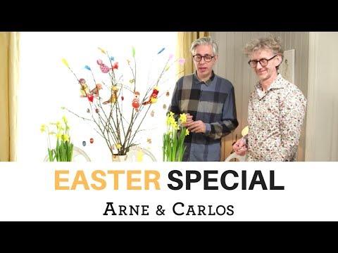 ARNE & CARLOS Easter special